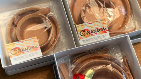 【商談:籐芸】商品開発の原点は「温かい食卓」!心やすまる木のカトラリー