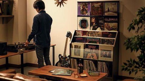 【オークス】一周回ってレコードが流行ってきたのでそのディスプレイにはコレ!