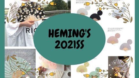【締切有:ヘミングス2021SS】事前人気商品や売れ筋を紹介!商談内容を展示会代わりに!